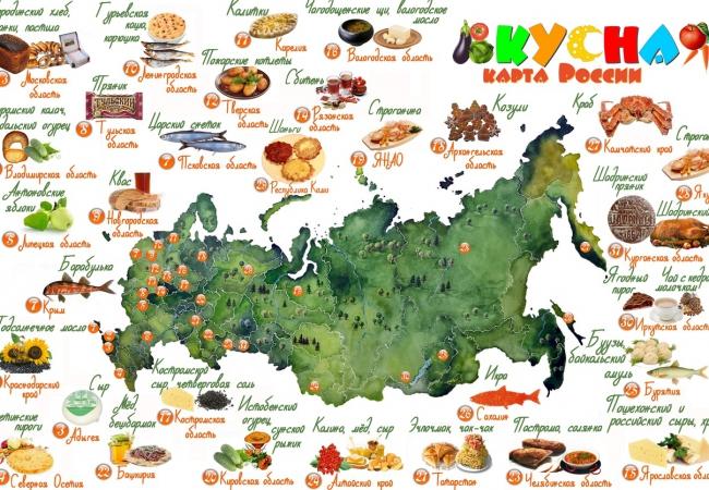 Шадринский гусь и шадринский пряник – два гастрономических бренда на «Вкусной карте России»