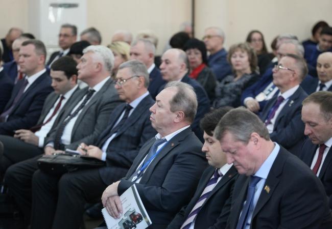 148-ое общее Собрание представителей потребительских обществ РФ.