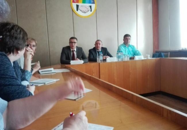 Семинар-совещание с руководителями потребительских обществ по актуальным вопросам правоприменительной практики в сфере регулирования производства и оборота этилового спирта, алкогольной и спиртосодержащей продукции.