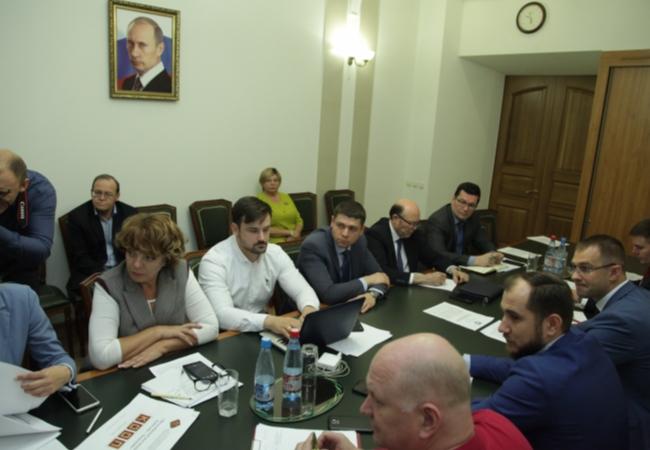 Новая кооперация Курганской области.
