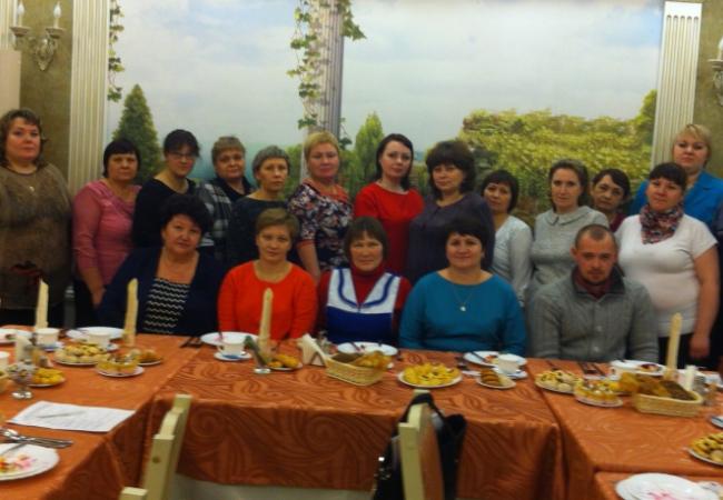 Мастер-класс в горпо «Урал»