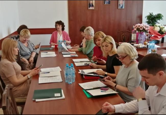 Состоялось заседание Совета Курганского Облпотребсоюза
