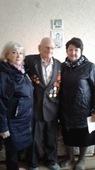 Поздравления от Совета Ветеранов Курганского ОПС, участников ВоВ